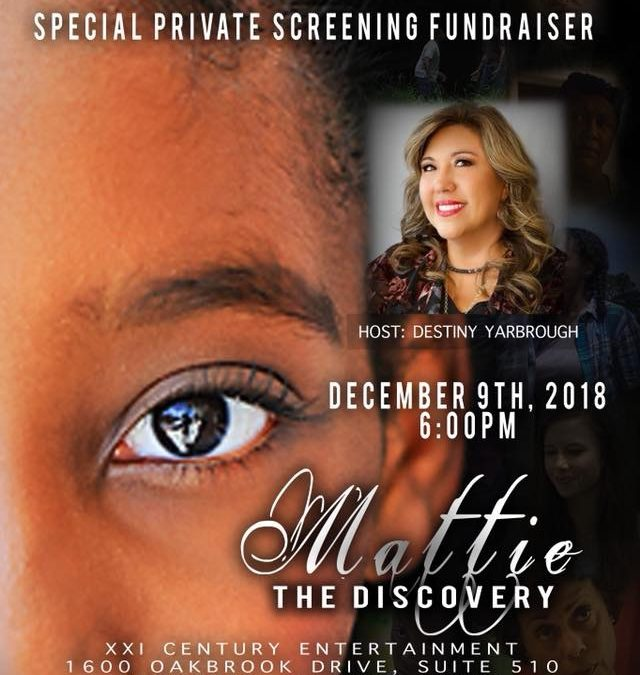 Private Screening Fundraiser