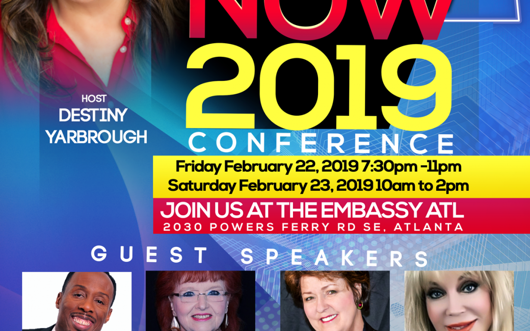 The Time Is Now Conference
